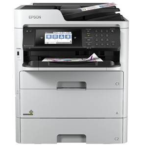 EPSON WorkForce Pro WF-C579RDTWF (C11CG77401BB) - Imprimante Couleur Multifonction A4