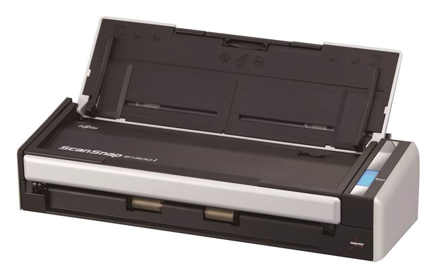 fujitsu scansnap s1300i scanner de bureau a4. Black Bedroom Furniture Sets. Home Design Ideas