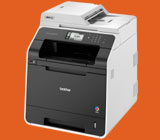 Imprimante couleur multifonction Brother mfc-l8650cdw