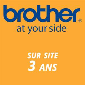 BROTHER GSER3ISC (ZWOS03044) - Garantie 3 ans sur Site.