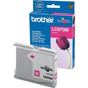 BROTHER LC-970M (LC970M) - Cartouche Encre Magenta