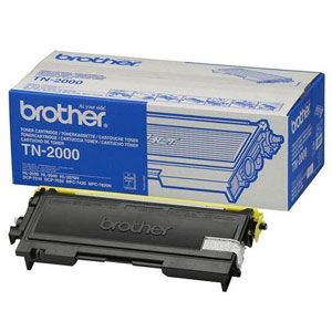 BROTHER TN-2000 - Cartouche Toner - noir - 2500 pages