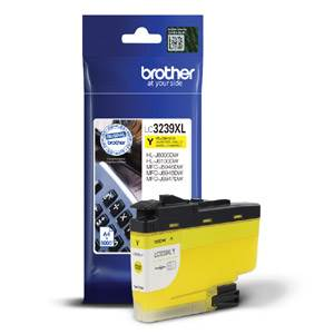 BROTHER LC-3239XLY (LC3239XLY) - Cartouche Encre Jaune