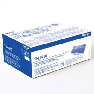 BROTHER TN-3480 (TN3480) - Toner Noir