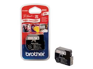 BROTHER MK-232BZ - Ruban - Blister - 8m x 12mm
