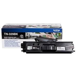 BROTHER TN-329BK (TN329BK) - Toner Noir