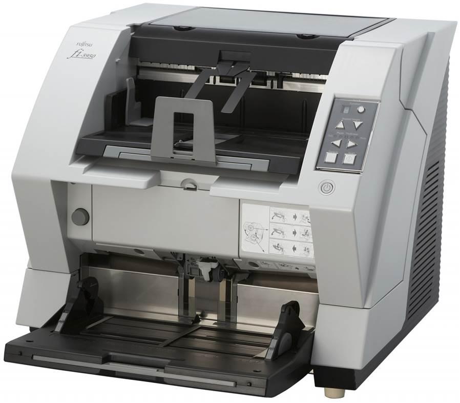 fujitsu fi 5950 scanner de bureau a3. Black Bedroom Furniture Sets. Home Design Ideas