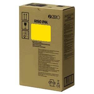 RISO S-7207E - 2 x Cartouches Encre Jaune - 20000 pages