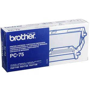 BROTHER PC-75 - Cartouche - Impression - 1x140 pages
