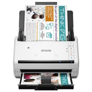 EPSON WorkForce DS-570W (B11B228401) - Scanner de bureau wifi