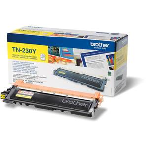 BROTHER TN-230Y - Cartouche Toner - jaune - 1400 pages