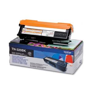 BROTHER TN-320BK - Cartouche Toner - noir - 2500 pages