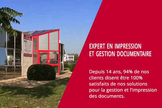 DBS, expert en solutions d'impression et gestion documentaire
