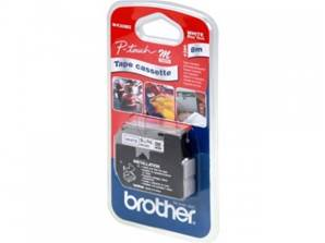 BROTHER MK-631BZ - Rubans continus Non Plastifiée - 8m x 9mm
