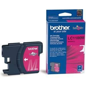 BROTHER LC-1100MBP - Cartouche Encre - magenta - 325 pages
