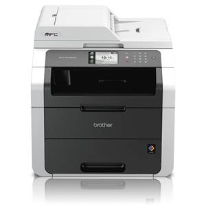 Brother : imprimante multifonction laser couleur A4