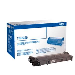 BROTHER TN-2320 - Cartouche Toner - noir - 2600 pages