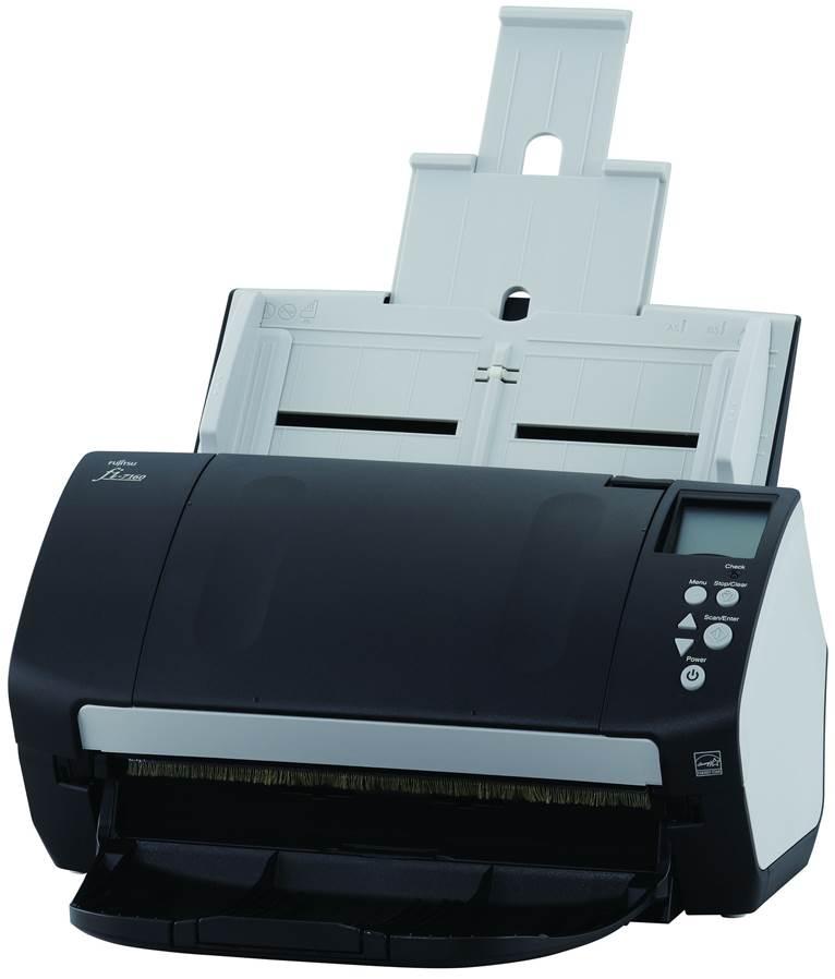 fujitsu fi 7160 scanner de bureau a4. Black Bedroom Furniture Sets. Home Design Ideas