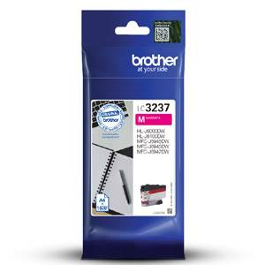 BROTHER LC-3237M (LC3237M) - Cartouche Encre Magenta