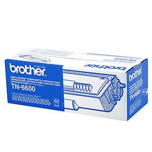 BROTHER TN-6600 - Cartouche Toner - noir - 6000 pages