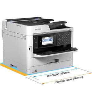 Location Imprimante Couleur Multifonction A4 EPSON WorkForce Pro WF-C5790DWF