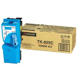 KYOCERA TK-825C - Cartouche Toner - cyan - 7000 pages