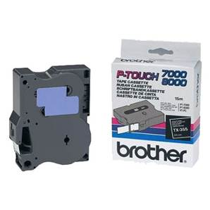 BROTHER TX-355 - Ruban - standard - 15m x 24mm