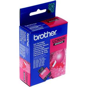 BROTHER LC-900M - Cartouche Encre - magenta - 400 pages