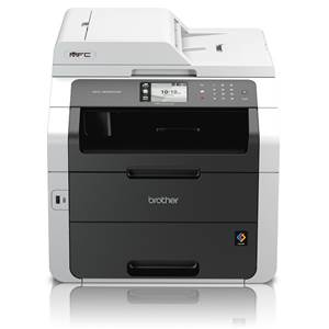BROTHER MFC-9340CDW - Imprimante Multifonction A4 - couleur - 4-en-1 Wifi