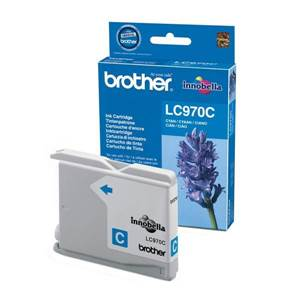 BROTHER LC-970C (LC970C) - Cartouche Encre Cyan