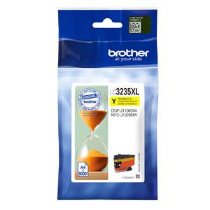 BROTHER LC-3235XLY (LC3235XLY) - Cartouche Encre Jaune