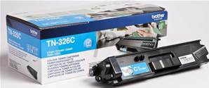 BROTHER TN-326C - Cartouche Toner - Cyan - 3500 pages