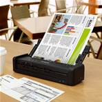 EPSON WorkForce DS-360W (B11B242401) - Scanner Portable