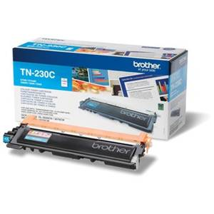 BROTHER TN-230C - Cartouche Toner - cyan - 1400 pages