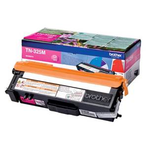 BROTHER TN-325M - Cartouche Toner - magenta - 3500 pages