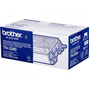 BROTHER TN-3280 - Cartouche Toner - noir - 8000 pages