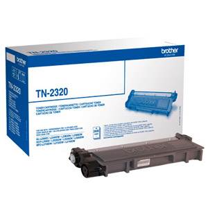 BROTHER TN-2320 (TN2320) - Toner Noir
