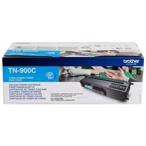 BROTHER TN-900C - Cartouche Toner - Cyan - 6000 pages