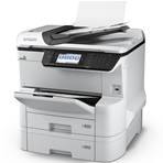 EPSON WorkForce Pro WF-C8690DTWF (C11CG68401BB) - Multifonctions Couleur