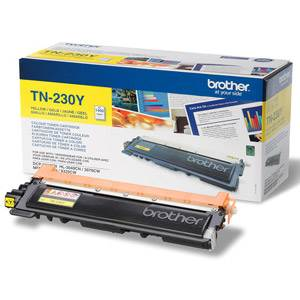 BROTHER TN-230Y (TN230Y) - Toner Jaune