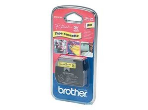 BROTHER MK-621BZ - Ruban - Blister - 8m x 9mm