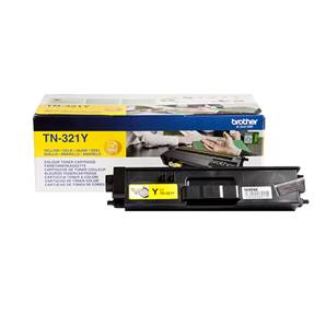 BROTHER TN-321Y - Cartouche Toner - jaune - 1500 pages