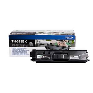 BROTHER TN-329BK - Cartouche Toner - noir - 6000 pages
