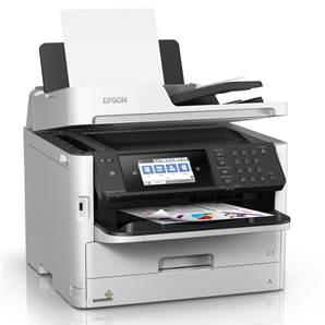 Imprimante Epson WorkForce Pro WF-C5790DWF couleur A4