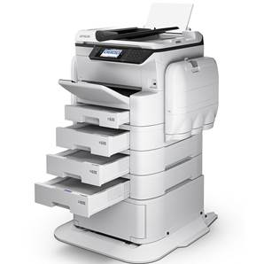 Location Imprimante Couleur Multifonction A4/A3+ EPSON WorkForce Pro WF-C869RD3TWFC
